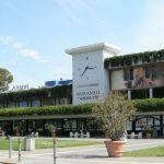 L'ingresso dell'aeroporto Galileo Galilei di Pisa. (Foto da it.wikipedia.org).