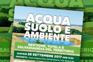 Acqua, suolo e ambiente_convegno
