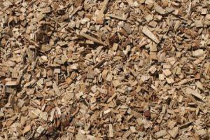 Cippato di legna