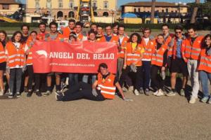 Volontari della Fondazione Angeli del Bello