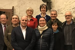 Il gruppo di genetisti e microbiologi dell'Ateneo.  (Foto da Università di Pisa).
