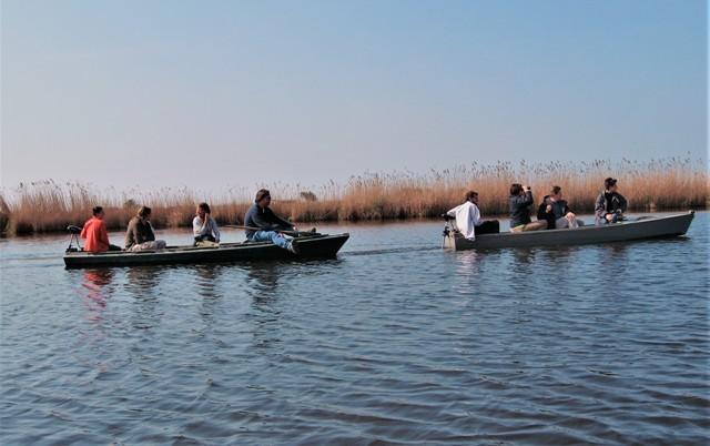 Birdwatching sul lago (Foto LIPU)