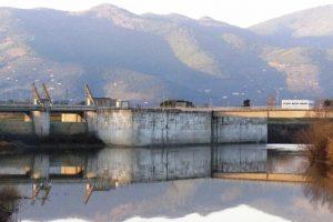 Il canale Scolmatore (Foto da it.wikipedia.org)
