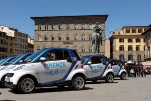 Car sharing Firenze