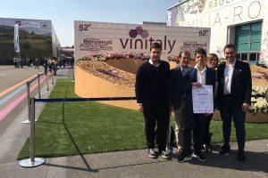 premio Concorso enologico Istituti agrari Siena 1