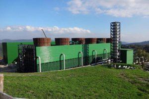 La centrale geotermica di Bagnore 4