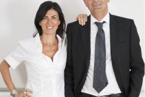 I soci Rossella Bartolozzi e Fernando Favilli. (Foto da www.probios.it).