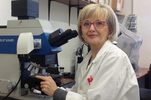 Manuela Giovannetti, docente di  Microbiologia Agraria dell'Università di Pisa. (Foto da Università di Pisa).