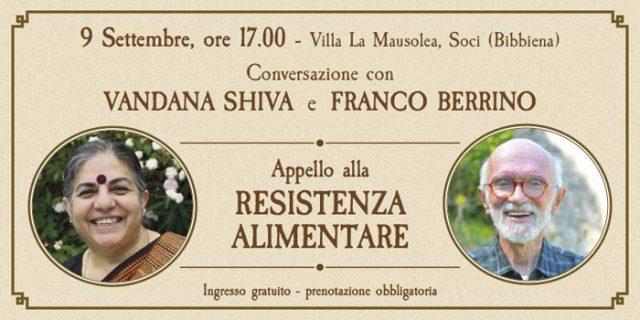 Vandana-shiva-franco-berrino-toscana-ambiente