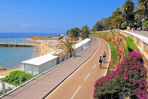 Ciclovia Tirrenica. ( Foto da www.fiab-onlus.it).