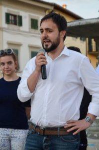 Foto dal profilo Facebook di Edoardo Prestanti