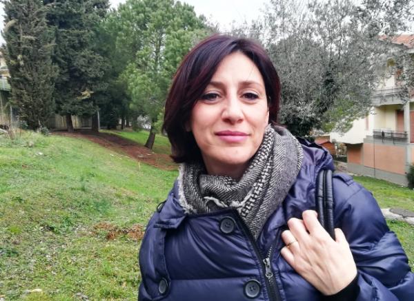 Consuelo Cavallini, assessore all'Ambiente di San Casciano Val di Pesa