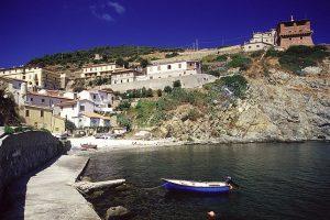 Gorgona, il paese