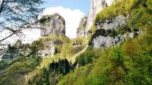 Il monte Procinto nelle Apuane (foto Legambiente)