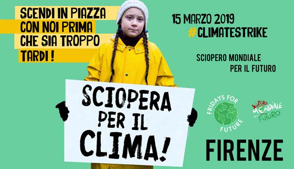 climastrike-scipero-firenze-greta-thunberg-toscana-ambiente