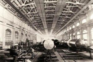 Ansaldo-Breda, foto storica