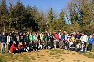 CAI_Pulizia bosco di Lecceto.1