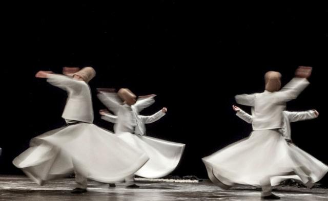 Danzatori dervisci