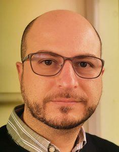 Riccardo Di Mambro. (Foto da Unipi).