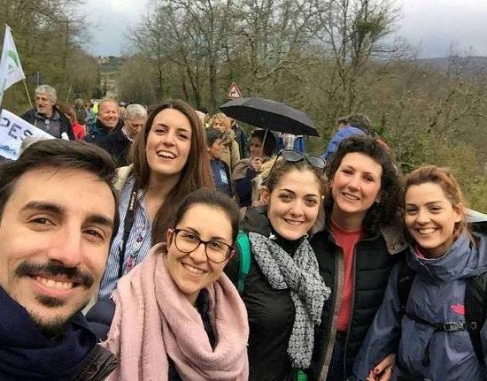 Foto dalla pagina Facebook di FridaysForFuture Siena