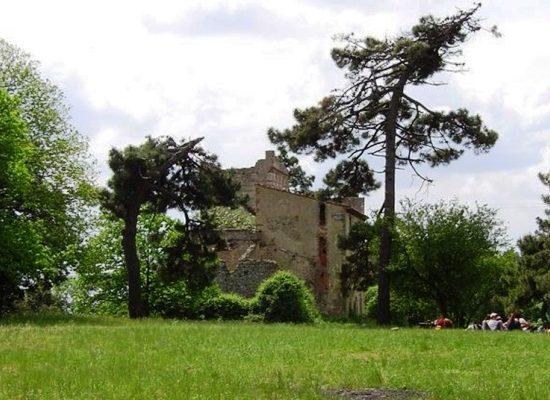 La torre di sant'Alluccio