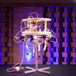 Prototipo del robot Silver 2 (foto da Scuola Superiore Sant'Anna)
