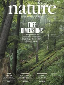 Nature copertina