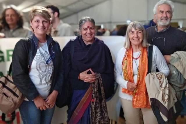 Pistoia, sabato 25 maggio: al centro Vandana Shiva e Patrizia Gentilini