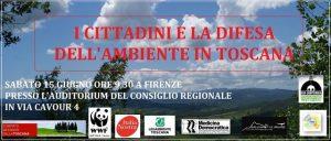 Cittadini e difesa ambiente_locandina
