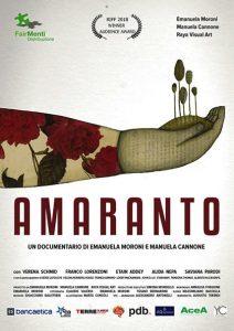 amaranto poster