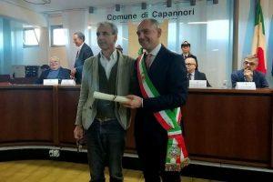Rossano Ercolini e Luca Menesini