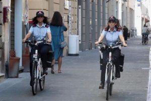 Empoli_bici elettriche per i vigili urbani