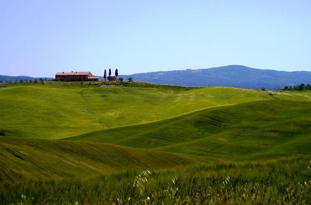paesaggio Chianti senese