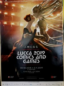 Lucca Comics_poster