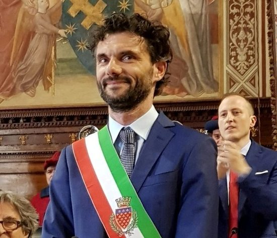Matteo Biffoni (foto da profilo Facebook)