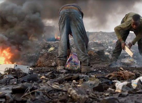 Una scena tratta dal film.