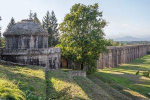 Acquedotto del Nottolini, Guamo. (Foto da  it.wikipedia.org).