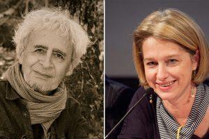 Pierre Lieutaghi  e Giovanna Zucconi