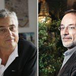 Da sinistra Stefano Boeri e Stefano Mancuso