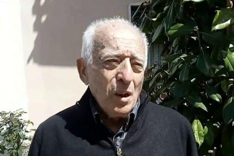 Paolo Manzelli. (Foto da BioQuantica Tube).