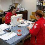 Sarte volontarie Croce Rossa Strada in Chianti