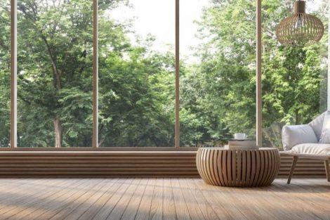 Interno casa Feng Shui. (Foto da Lotus Home Design Studio).