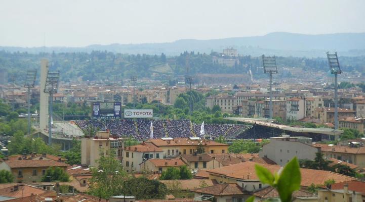 Stadio Artemio Franchi (Foto da /it.wikipedia.org)