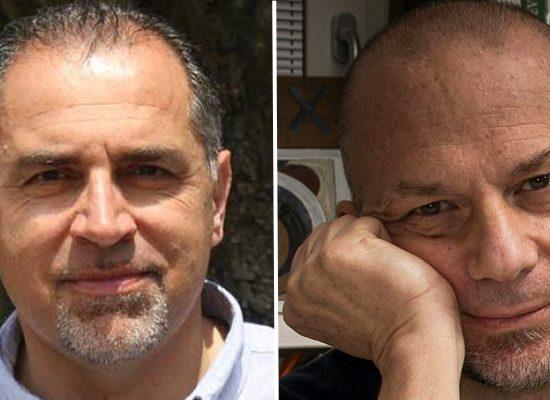 Da sinistra Francesco Ferrini e Ludovico Del Vecchio.