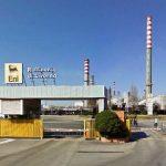 La raffineria ENI di Stagno