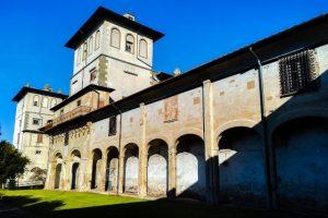 La Villa Medicea Ambrogiana a Montelupo Fiorentino