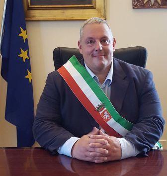 Il sindaco di Grosseto Antonfrancesco Vivarelli Colonna