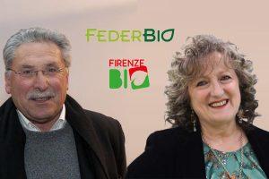 Alberto Bencistà e Maria Grazia Mammuccini