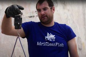 AdriCleanFish. Rifiuti marini- microplastiche,marine litter, Siena, Toscana, ambiente