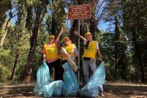 Puliamo Mercatale_volontari ambientali